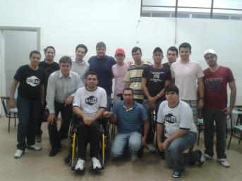Participantes do segundo dia do Fórum